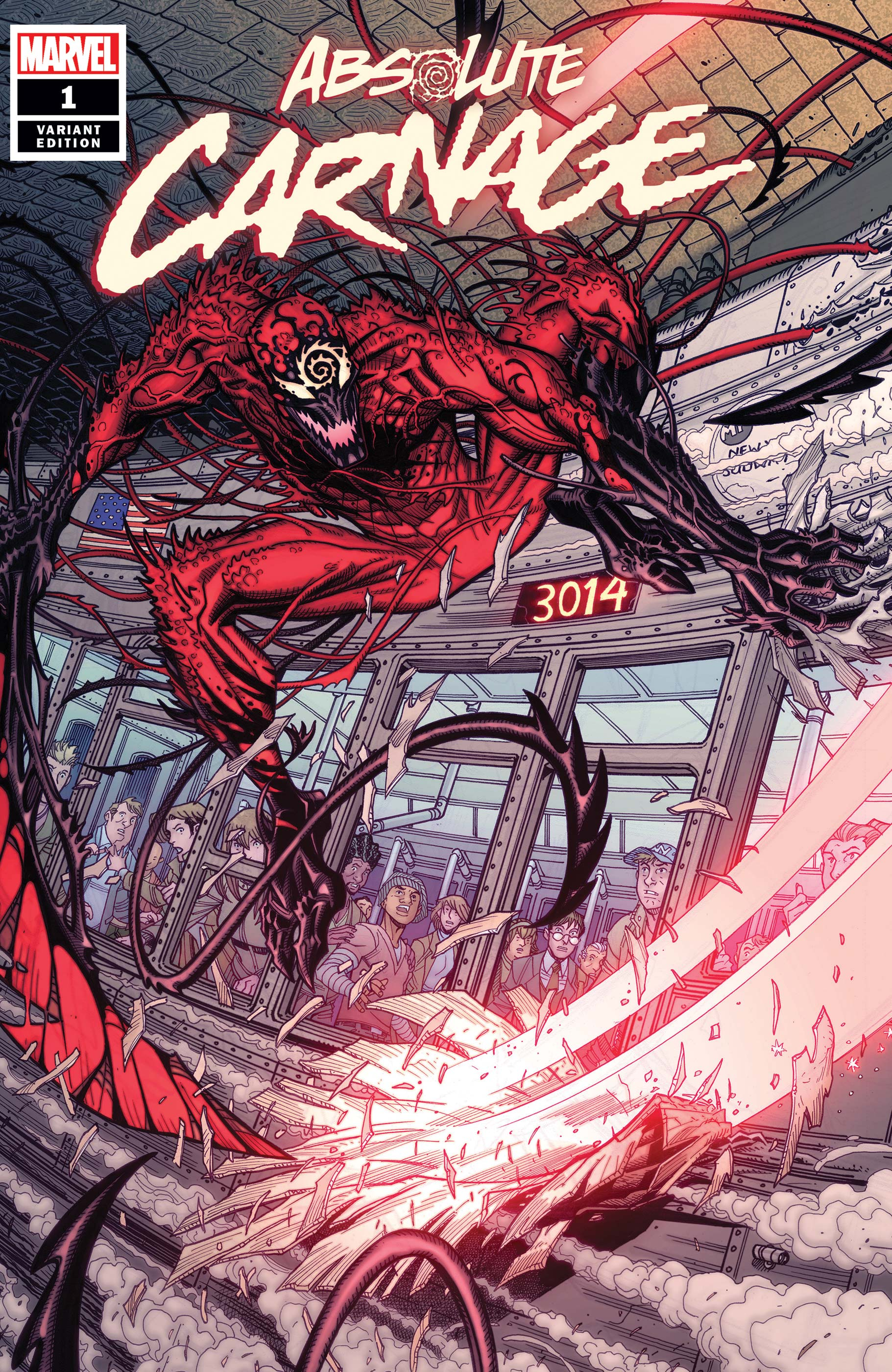 Absolute Carnage (2019) #1 (Variant)