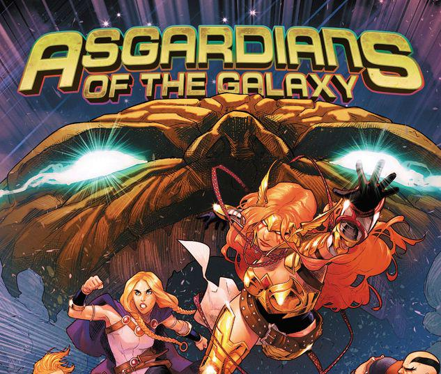 ASGARDIANS OF THE GALAXY VOL. 2: WAR OF THE REALMS TPB #2