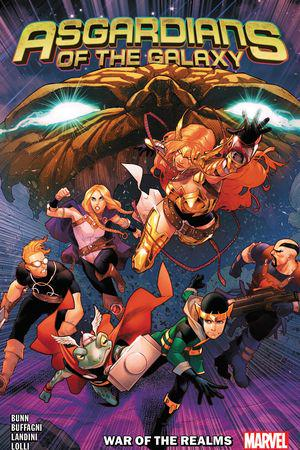 Asgardians Of The Galaxy Vol. 2: War Of The Realms (Trade Paperback)