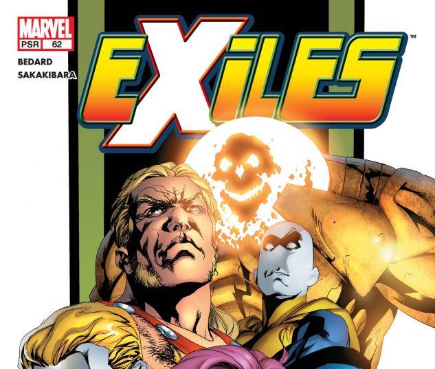 EXILES (2001) #62