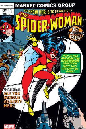 Spider-Woman Facsimile Edition #1
