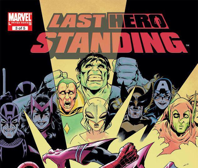 Last Hero Standing #3