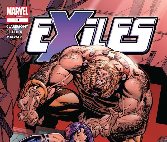 EXILES (2001) #91