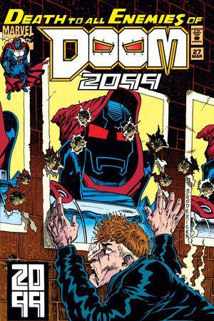 Doom 2099 (1993) #27