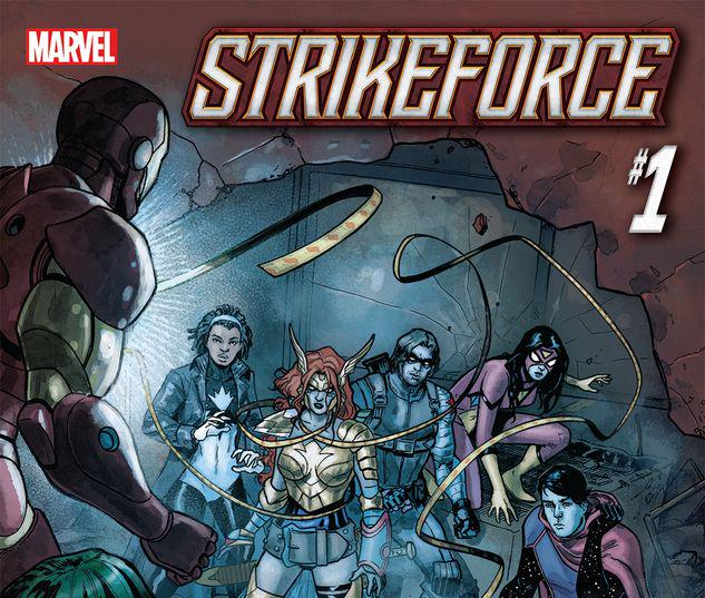 STRIKEFORCE 1 DIRECTOR'S CUT EDITION #1