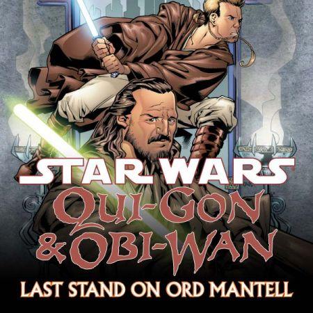 Star Wars: Qui-Gon & Obi-Wan - Last Stand On Ord Mantell (2000 - 2001)