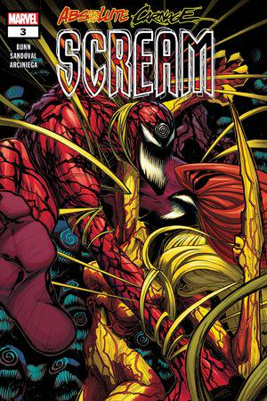 Absolute Carnage: Scream (2019) #3