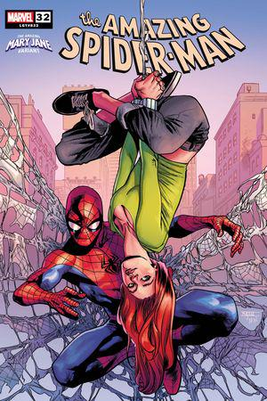 The Amazing Spider-Man #32  (Variant)