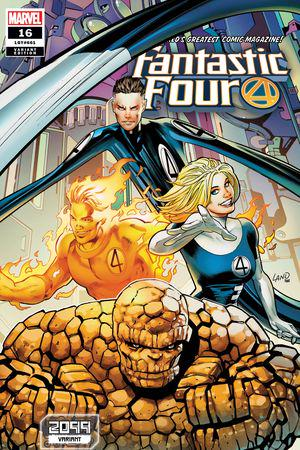 Fantastic Four (2018) #16 (Variant)