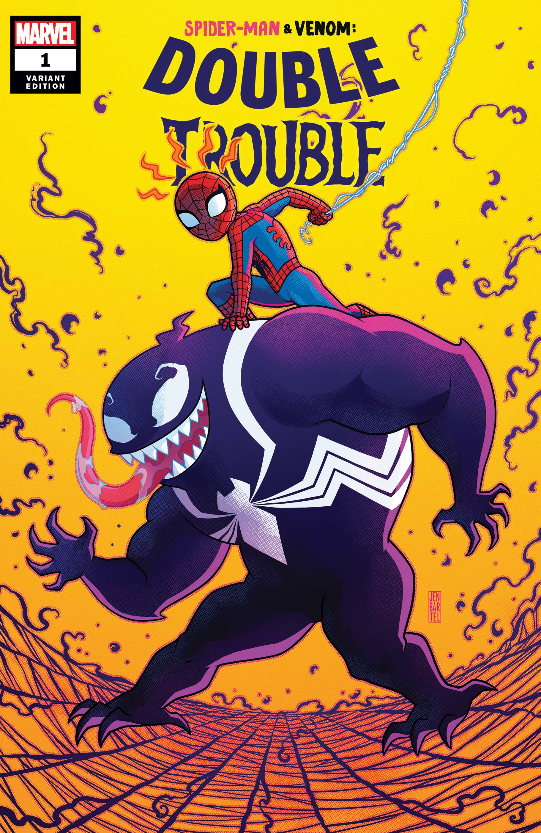 Spider-Man & Venom: Double Trouble (2019) #1 (Variant)