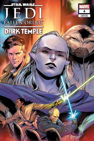 Star Wars: Jedi Fallen Order - Dark Temple (2019) #4 (Variant)