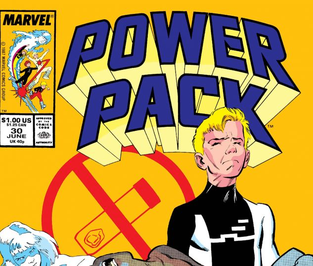 Power Pack (1984) #30