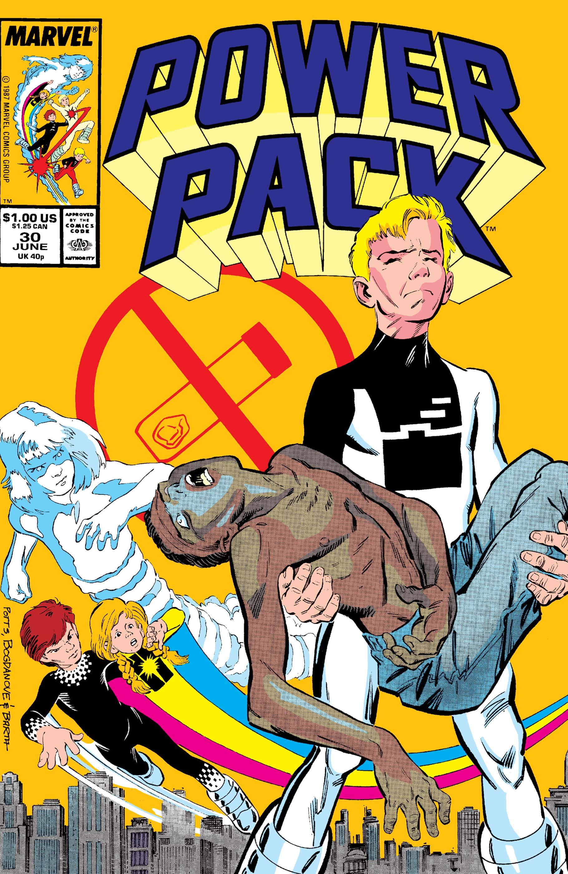 Power Pack (1984) #30