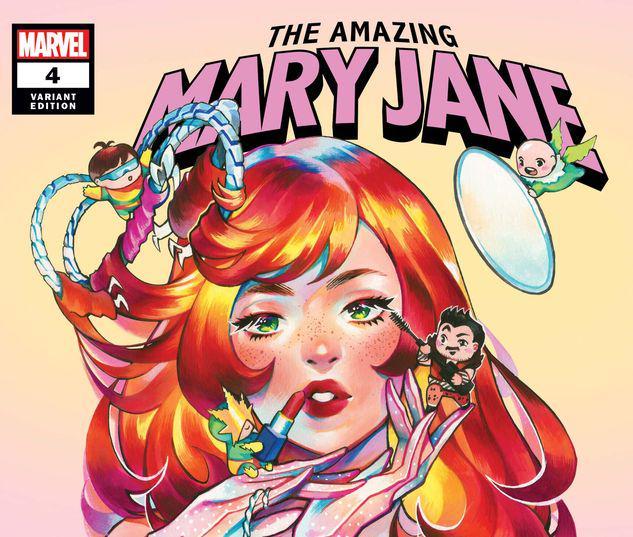 Amazing Mary Jane #4
