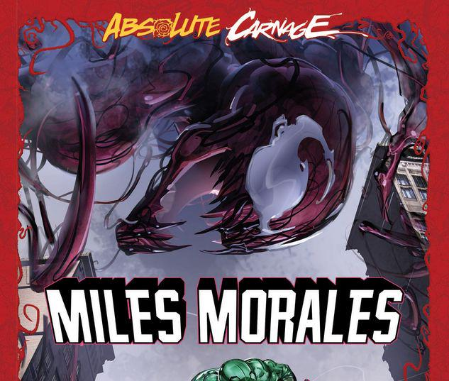 ABSOLUTE CARNAGE: MILES MORALES TPB #1