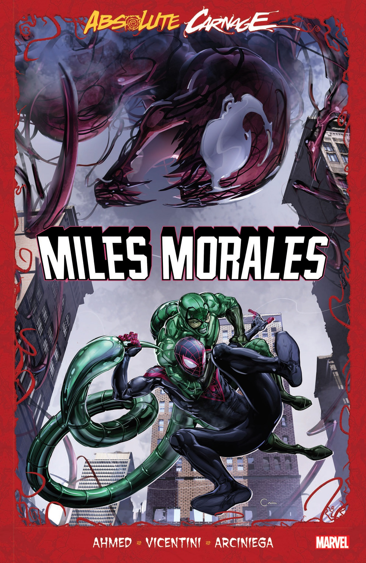 Absolute Carnage: Miles Morales (Trade Paperback)