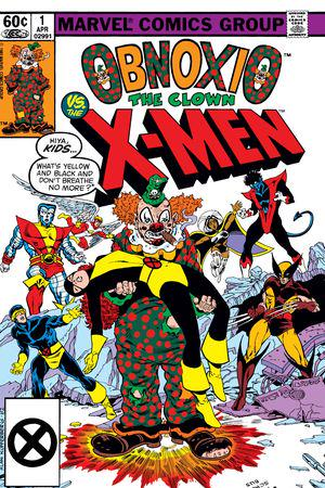 Obnoxio The Clown vs. X-Men (1983) #1