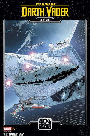 Star Wars: Darth Vader (2020) #2 (Variant)