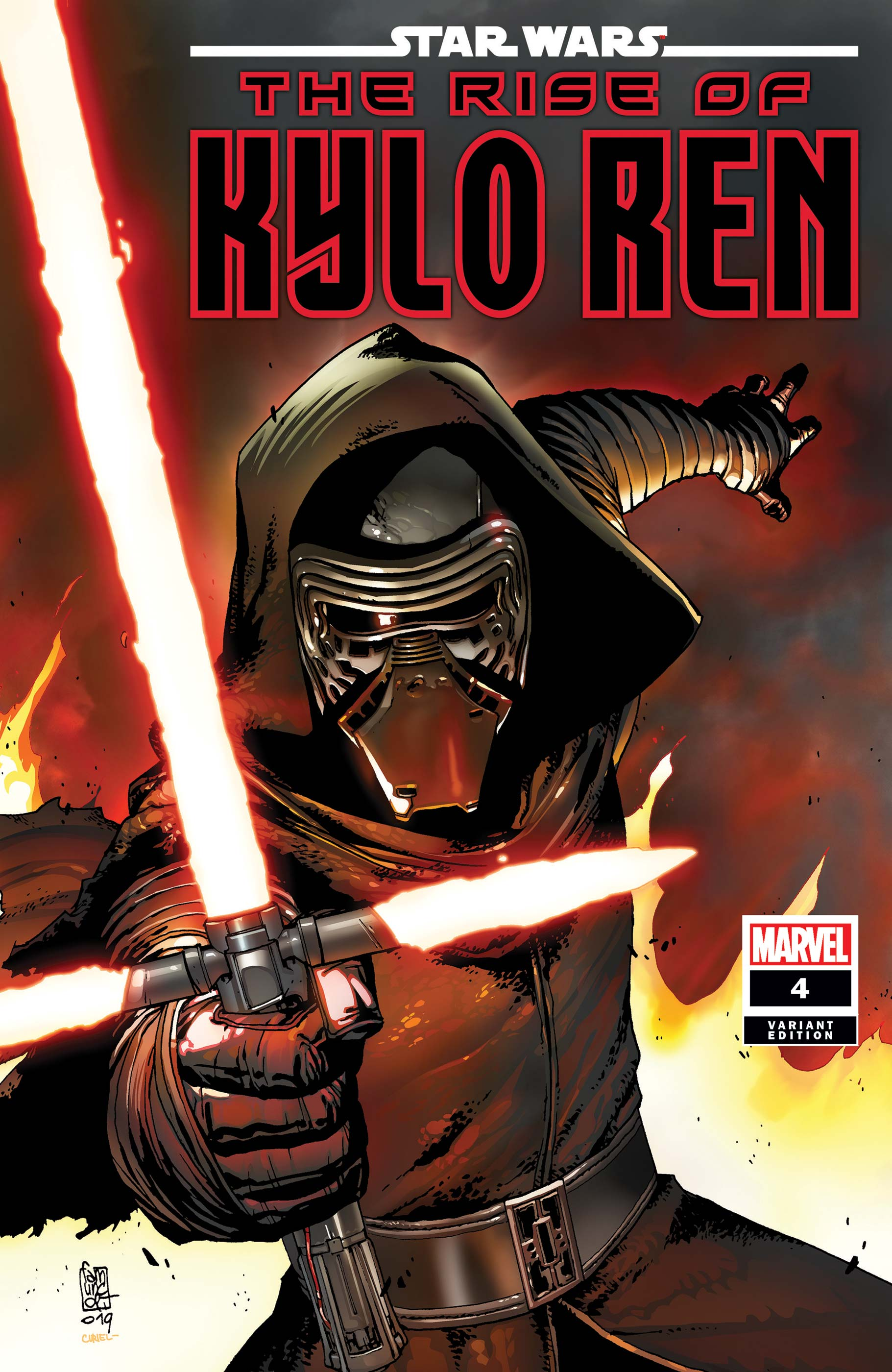 Star Wars: The Rise of Kylo Ren (2019) #4 (Variant)