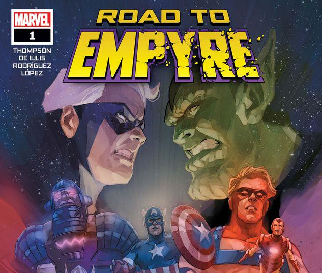 ROAD TO EMPYRE: THE KREE/SKRULL WAR 1 #1