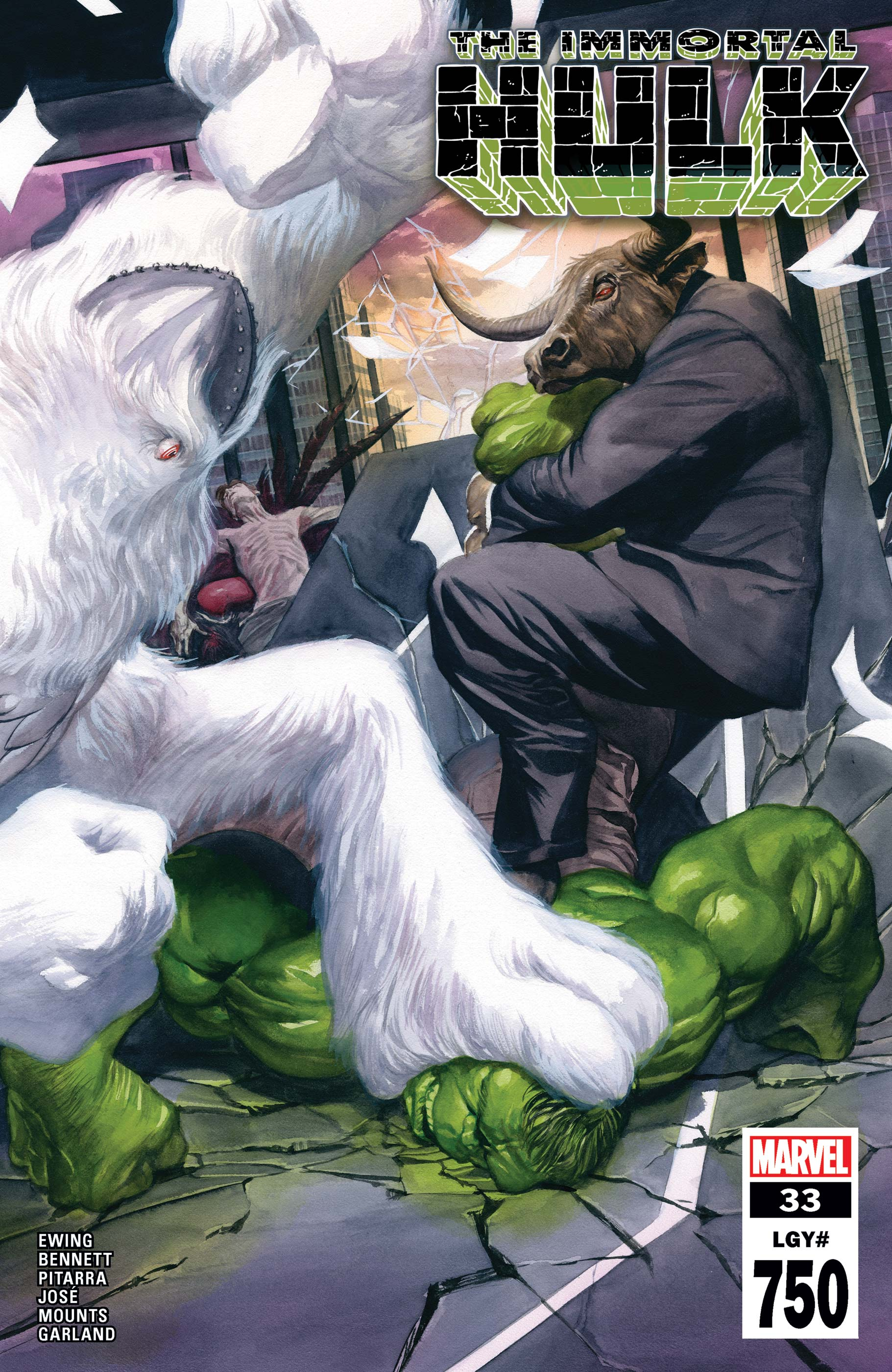 Immortal Hulk (2018) #33