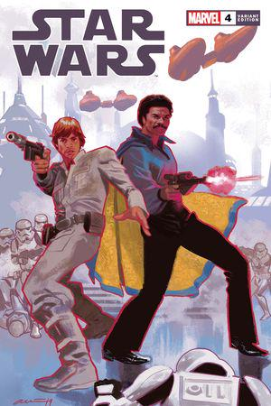Star Wars (2020) #4 (Variant)