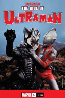 RISE OF ULTRAMAN #4 NM MCGUINNESS PROMO VARIANT 12//09 2020