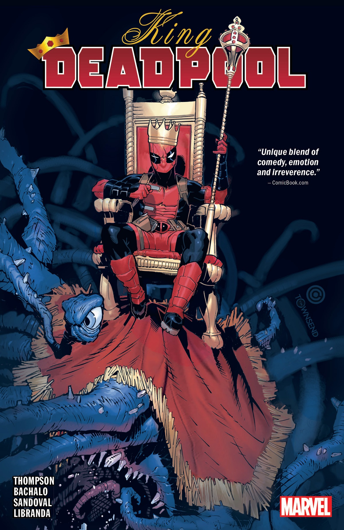 King Deadpool Vol. 1 (Trade Paperback)