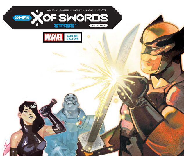 X OF SWORDS: STASIS 1 DEL MUNDO VARIANT #1