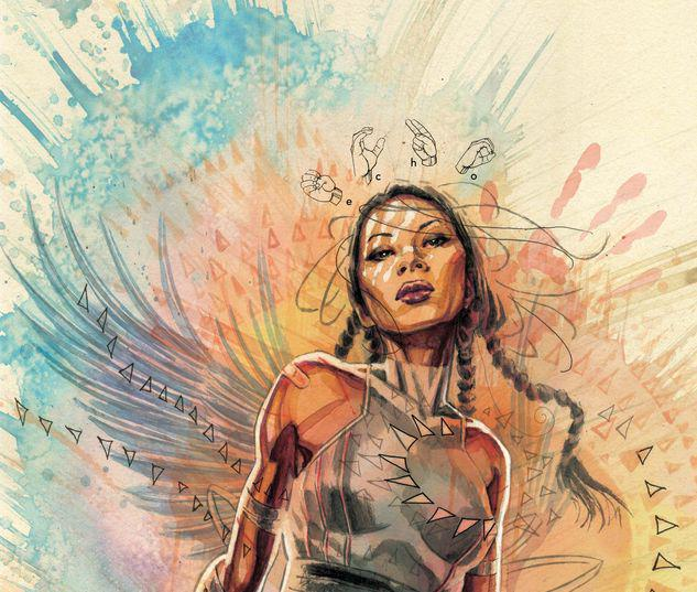 MARVEL'S VOICES: INDIGENOUS VOICES 1 MACK VARIANT #1