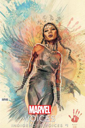 Marvel's Voices: Indigenous Voices (2020) #1 (Variant)