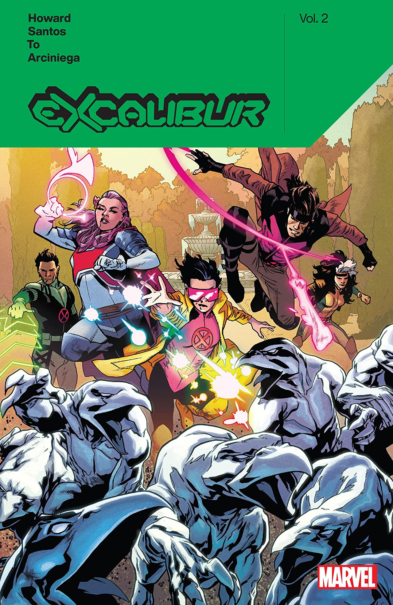 Excalibur by Tini Howard Vol. 2 (Trade Paperback)