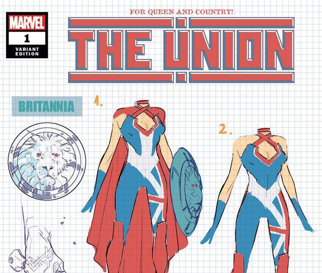 The Union #1