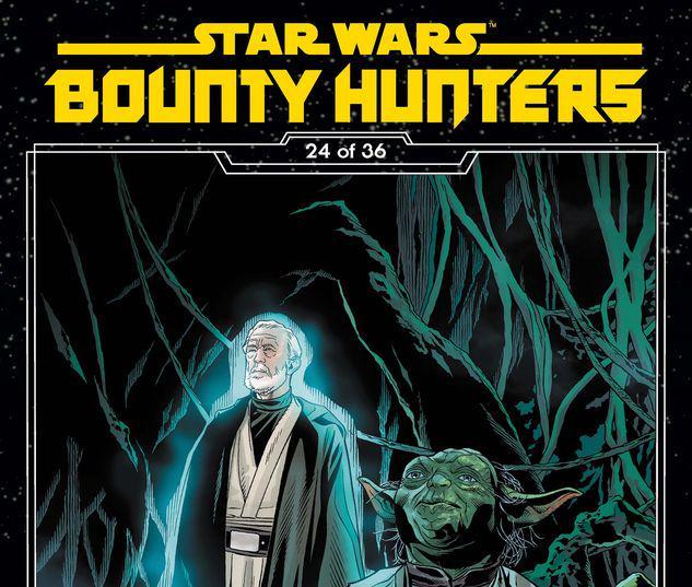 Star Wars: Bounty Hunters #8