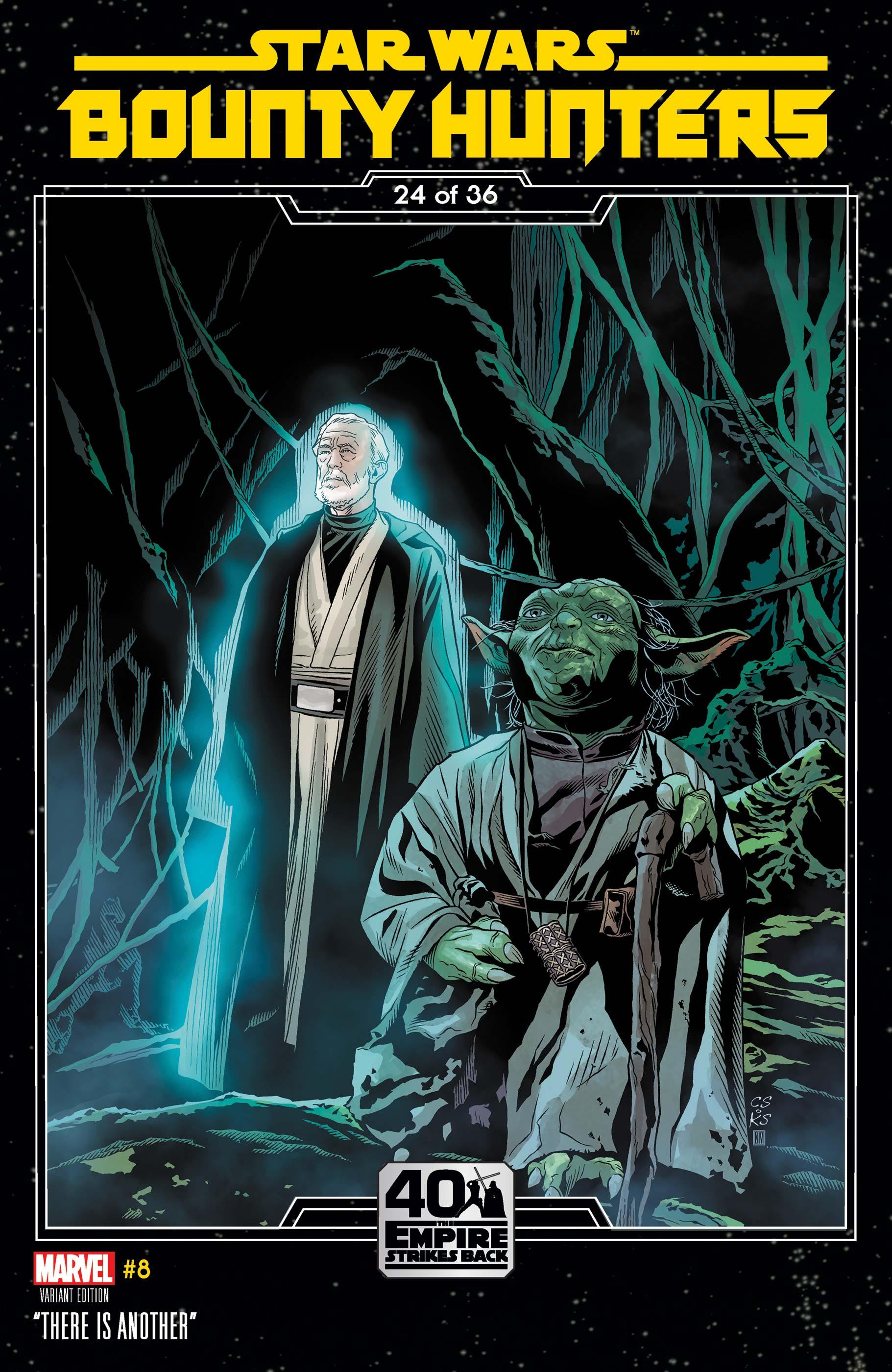 Star Wars: Bounty Hunters (2020) #8 (Variant)