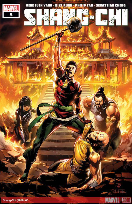 Shang-Chi (2020) #5