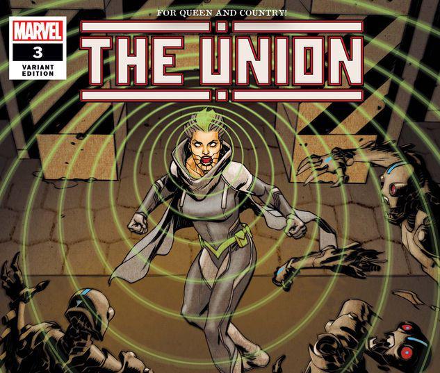 The Union #3