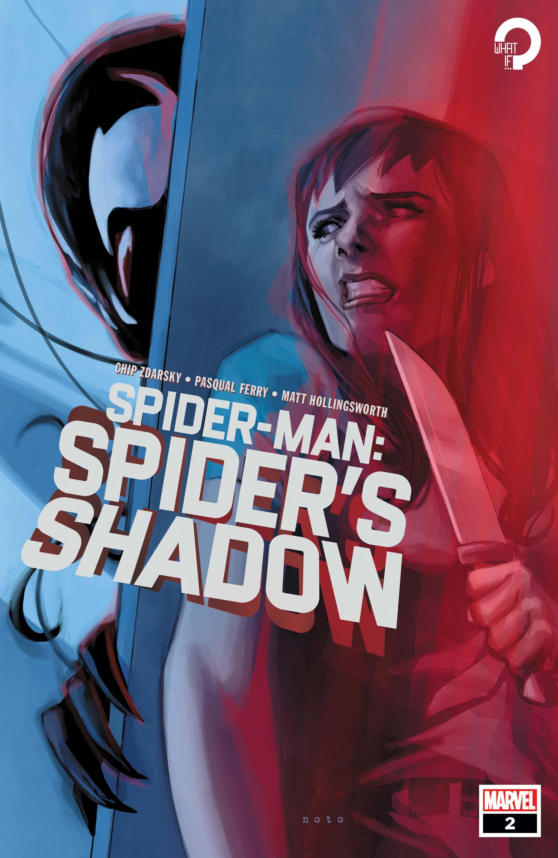 Spider-Man: Spider's Shadow (2021) #2