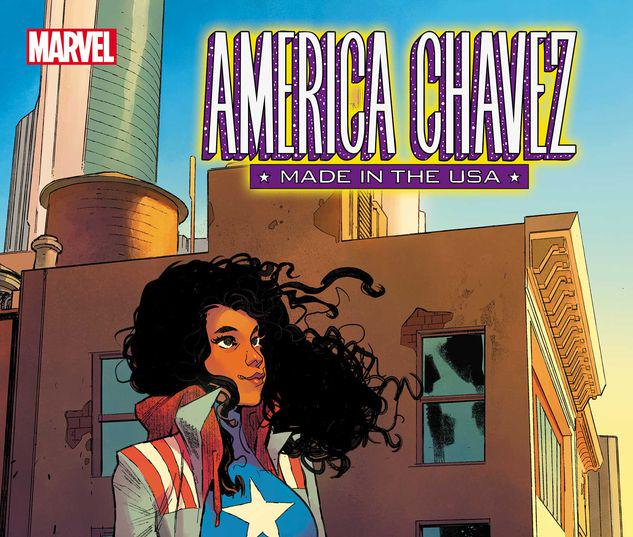 America Chavez: Made in the Usa #5