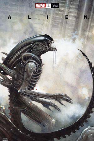 Alien (2021) #4 (Variant)