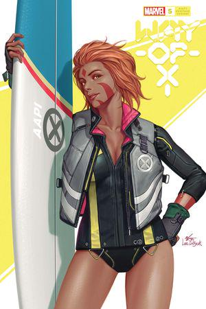 Way of X (2021) #5 (Variant)