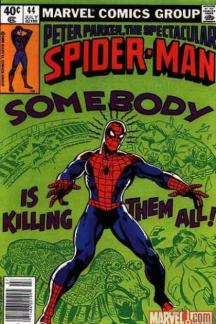 Peter Parker, the Spectacular Spider-Man (1976) #44