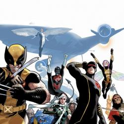 X-MEN: LEGACY ANNUAL #1 cover by Daniel Acuna