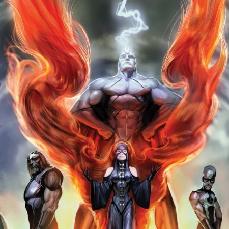 Realm of Kings: Inhumans (2009 - 2010)