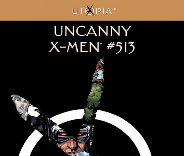 UNCANNY X-MEN #513 (2ND PRINTING VARIANT)