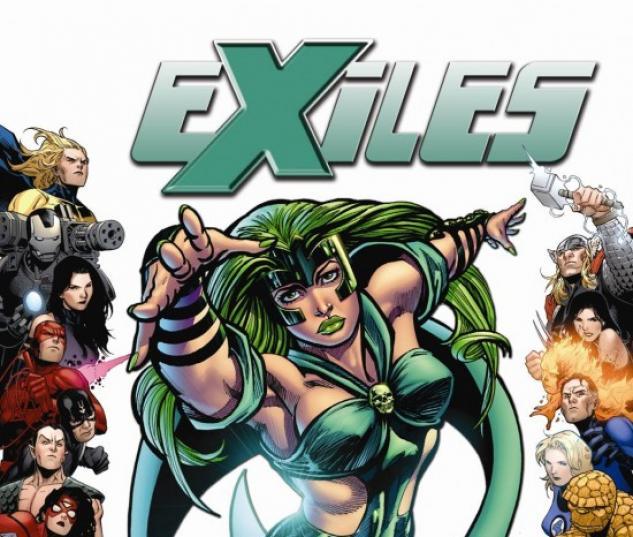 EXILES #5 (70TH FRAME VARIANT)
