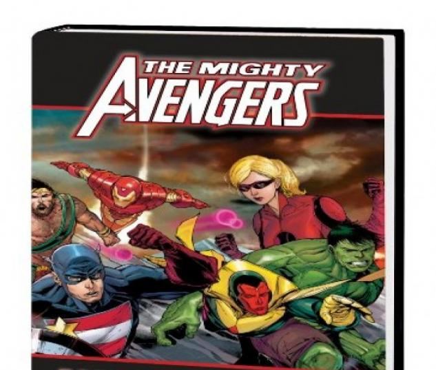 MIGHTY AVENGERS: EARTHS MIGHTIEST PREMIERE HC