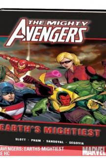 Mighty Avengers: Earths Mightiest (Hardcover)