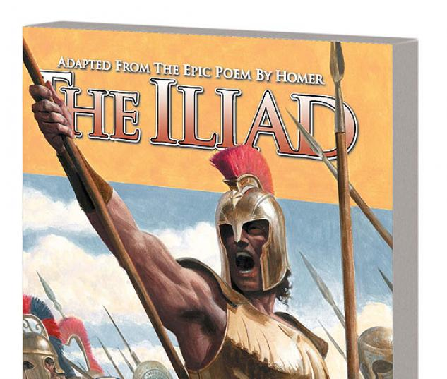 THE ILIAD GN-TPB #1