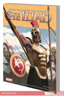 The Iliad GN-TPB (Graphic Novel)